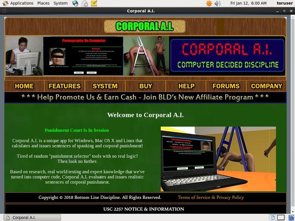 Corporal A.I. Discount Free