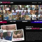Czech Couples Checkout