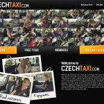 Czech Taxi Account Password