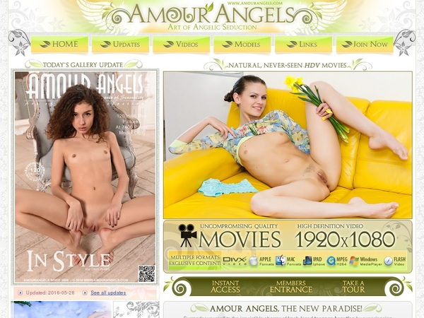 Free Amour Angels Account Logins