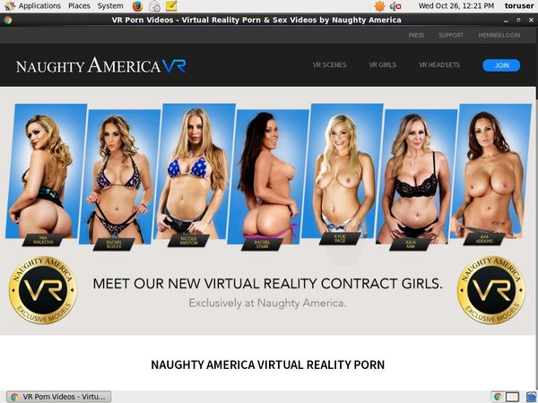 Naughty America VR Limited Discount