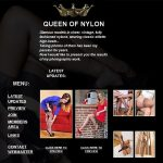 Queen Of Nylon With Discount