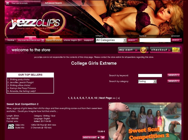 Subscribe To College Girls Extreme