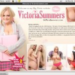 Victoria Summers Blog