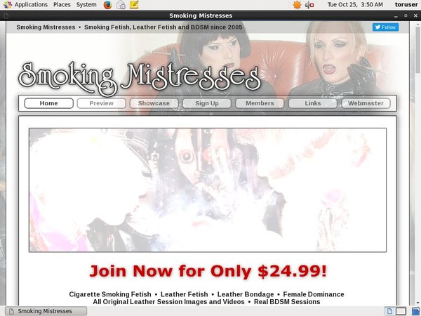 Where To Get Free Smoking Mistresses Account