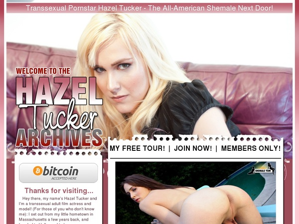 Hazel Tucker Account Premium