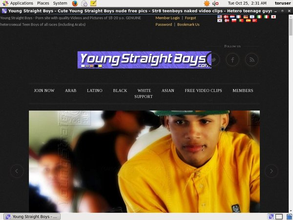 Young Straight Boys Webcams